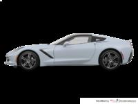2018 Chevrolet Corvette Coupe Stingray 3LT | Photo 1 | Ceramic Matrix Grey Metallic