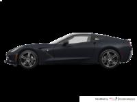 2018 Chevrolet Corvette Coupe Stingray 3LT | Photo 1 | Watkins Glen Grey Metallic