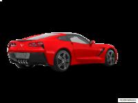 2018 Chevrolet Corvette Coupe Stingray 3LT | Photo 2 | Torch Red