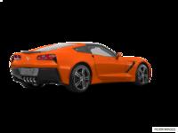 2018 Chevrolet Corvette Coupe Stingray 3LT | Photo 2 | Sebring Orange Tintcoat