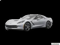 2018 Chevrolet Corvette Coupe Stingray 3LT | Photo 3 | Blade Silver Metallic