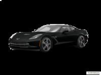 2018 Chevrolet Corvette Coupe Stingray 3LT | Photo 3 | Black