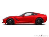 2018 Chevrolet Corvette Coupe Stingray Z51 1LT | Photo 1 | Torch Red