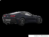 2018 Chevrolet Corvette Coupe Stingray Z51 1LT | Photo 2 | Watkins Glen Grey Metallic