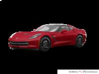 2018 Chevrolet Corvette Coupe Stingray Z51 1LT | Photo 3 | Long Beach Red Metallic Tintcoat