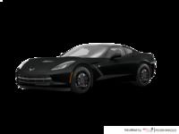 2018 Chevrolet Corvette Coupe Stingray Z51 1LT | Photo 3 | Black