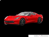 2018 Chevrolet Corvette Coupe Stingray Z51 1LT | Photo 3 | Torch Red