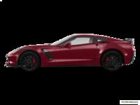 2018 Chevrolet Corvette Coupe Z06 1LZ   Photo 1   Long Beach Red Metallic Tintcoat