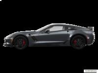 2018 Chevrolet Corvette Coupe Z06 1LZ   Photo 1   Watkins Glen Grey Metallic