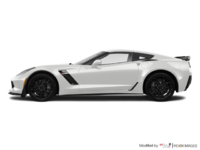 2018 Chevrolet Corvette Coupe Z06 1LZ   Photo 1   Arctic White