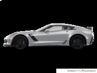 2018 Chevrolet Corvette Coupe Z06 1LZ   Photo 1   Blade Silver Metallic