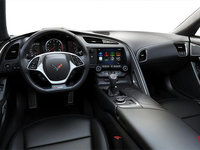 2018 Chevrolet Corvette Coupe Z06 1LZ   Photo 3   Jet Black GT buckets Perforated Mulan leather seating surfaces (191-AQ9)