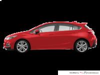 2018 Chevrolet Cruze Hatchback - Diesel LT | Photo 1 | Red Hot