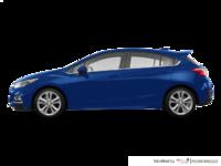 2018 Chevrolet Cruze Hatchback - Diesel LT | Photo 1 | Kinetic Blue Metallic
