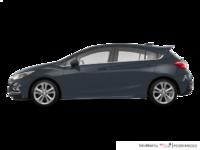 2018 Chevrolet Cruze Hatchback - Diesel LT | Photo 1 | Graphite Metallic