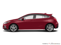 2018 Chevrolet Cruze Hatchback - Diesel LT | Photo 1 | Cajun red tintcoat