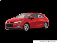 2018 Chevrolet Cruze Hatchback - Diesel LT | Photo 3 | Red Hot