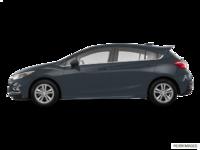 2018 Chevrolet Cruze Hatchback LT | Photo 1 | Graphite Metallic
