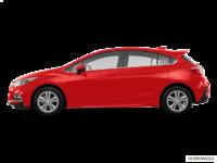 2018 Chevrolet Cruze Hatchback LT | Photo 1 | Cajun red tintcoat