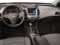 2018 Chevrolet Cruze Hatchback PREMIER | Photo 3 | Dark Atmosphere/Medium Atmosphere Leather