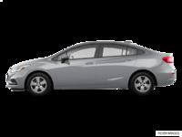 2018 Chevrolet Cruze L | Photo 1 | Silver Ice Metallic