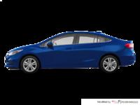 2018 Chevrolet Cruze LT | Photo 1 | Kinetic Blue Metallic
