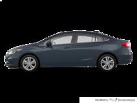 2018 Chevrolet Cruze LT | Photo 1 | Graphite Metallic