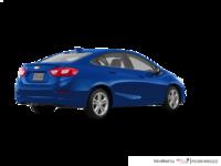 2018 Chevrolet Cruze LT | Photo 2 | Kinetic Blue Metallic