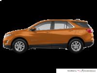 2018 Chevrolet Equinox LT | Photo 1 | Orange Burst Metallic