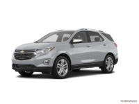 2018 Chevrolet Equinox PREMIER | Photo 3 | Silver Ice Metallic