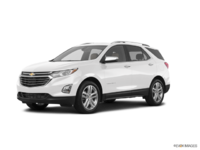2018 Chevrolet Equinox PREMIER | Photo 3 | Summit White