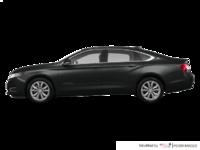 2018 Chevrolet Impala 1LT | Photo 1 | Nightfall Grey Metallic