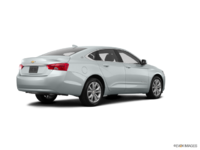 2018 Chevrolet Impala 1LT | Photo 2 | Silver Ice Metallic