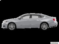 2018 Chevrolet Impala 2LZ | Photo 1 | Silver Ice Metallic