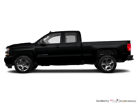 2018 Chevrolet Silverado 1500 CUSTOM | Photo 1 | Black