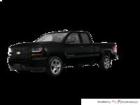 2018 Chevrolet Silverado 1500 CUSTOM | Photo 3 | Black