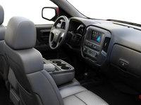 2018 Chevrolet Silverado 1500 CUSTOM | Photo 1 | Dark Ash/Jet Black Cloth (AE7-H2R)
