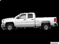 2018 Chevrolet Silverado 1500 LS   Photo 1   Summit White