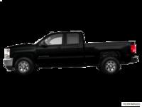 2018 Chevrolet Silverado 1500 LS   Photo 1   Black