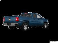 2018 Chevrolet Silverado 1500 LS   Photo 2   Deep Ocean Blue Metallic