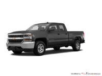 2018 Chevrolet Silverado 1500 LS   Photo 3   Graphite Metallic
