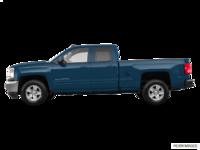2018 Chevrolet Silverado 1500 LT 1LT   Photo 1   Deep Ocean Blue Metallic
