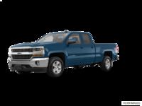 2018 Chevrolet Silverado 1500 LT 1LT   Photo 3   Deep Ocean Blue Metallic