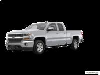 2018 Chevrolet Silverado 1500 LT 1LT   Photo 3   Silver Ice Metallic