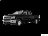 2018 Chevrolet Silverado 1500 LT 1LT   Photo 3   Black