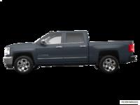 2018 Chevrolet Silverado 1500 LTZ 1LZ   Photo 1   Graphite Metallic