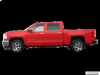 2018 Chevrolet Silverado 1500 LTZ 1LZ   Photo 1   Cajun red tintcoat