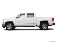 2018 Chevrolet Silverado 1500 LTZ 1LZ   Photo 1   Summit White