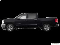 2018 Chevrolet Silverado 1500 LTZ 1LZ   Photo 1   Black