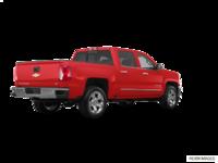2018 Chevrolet Silverado 1500 LTZ 1LZ   Photo 2   Red Hot